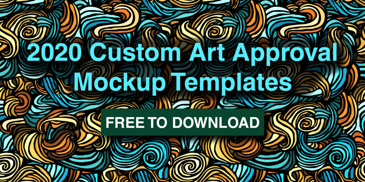 Unique templates to send customers for approval (free to download inside)