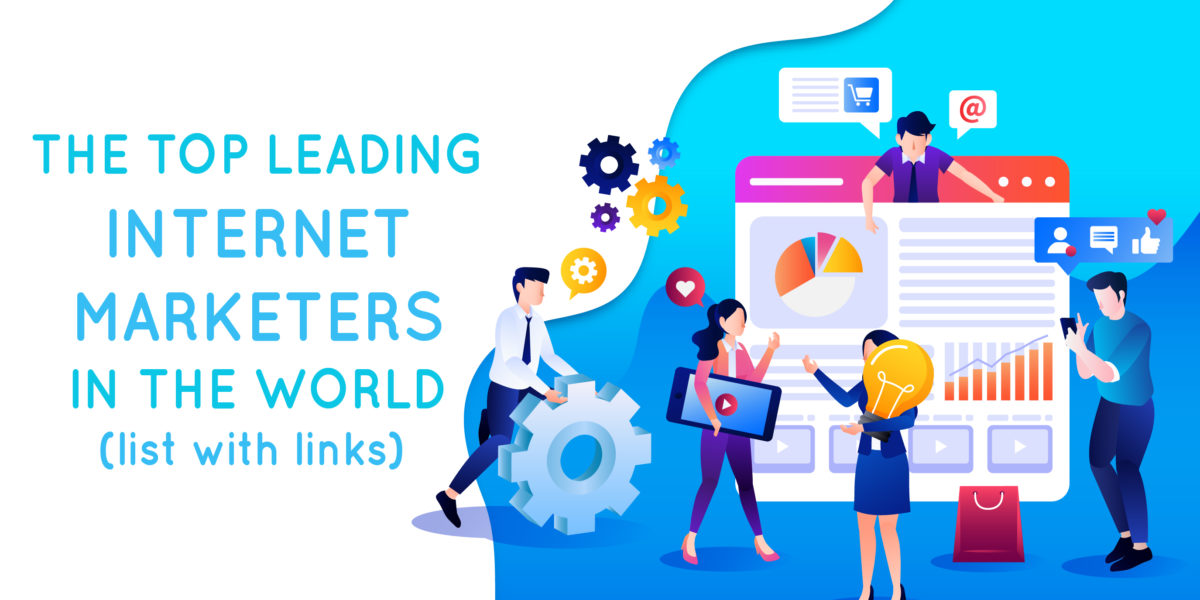 What Printers Can Learn From The 16 Top Internet Marketers In The World