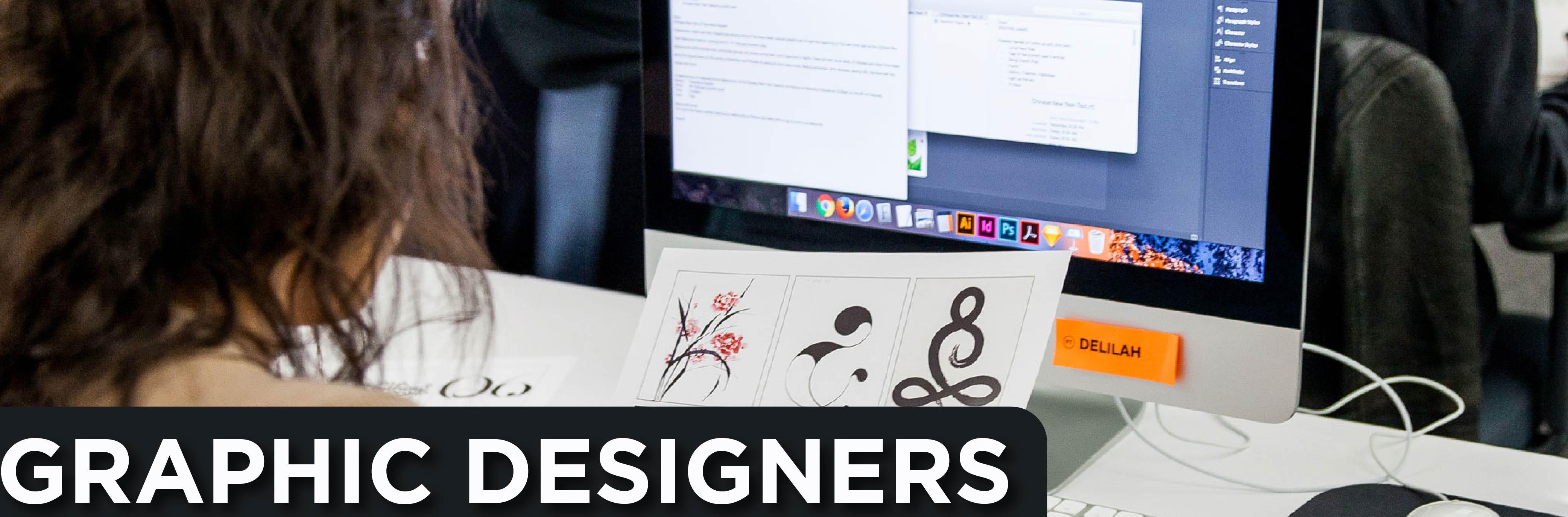 Graphic Designers & Videographers
