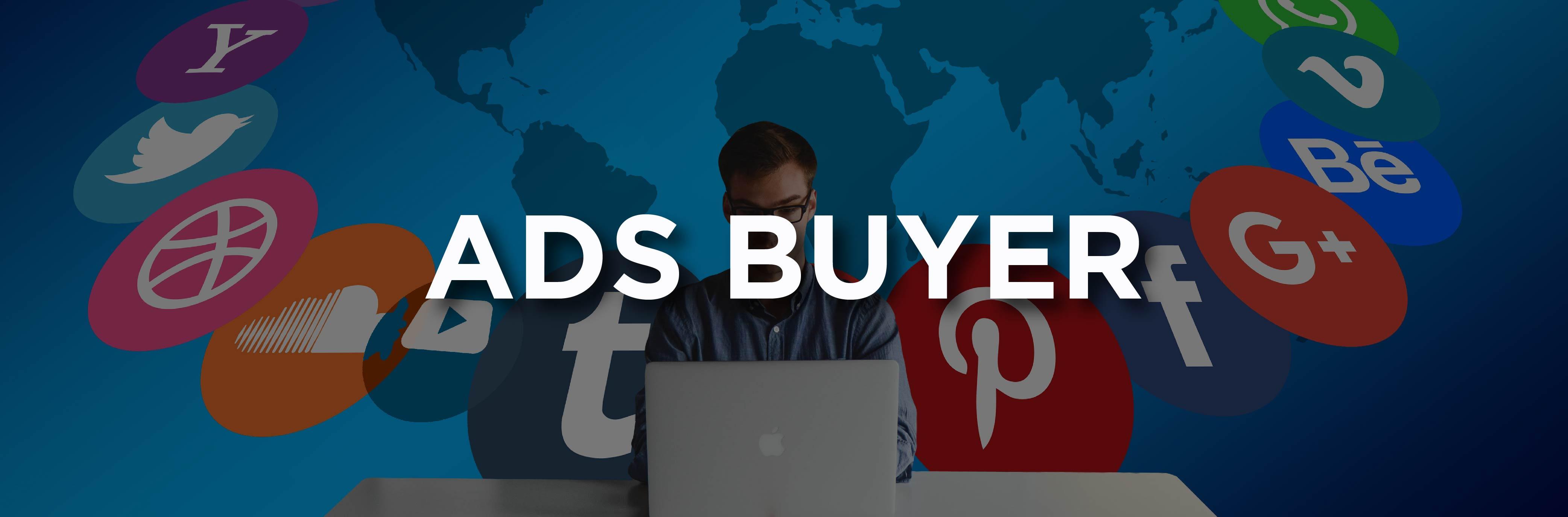Social Media Ads Buyer