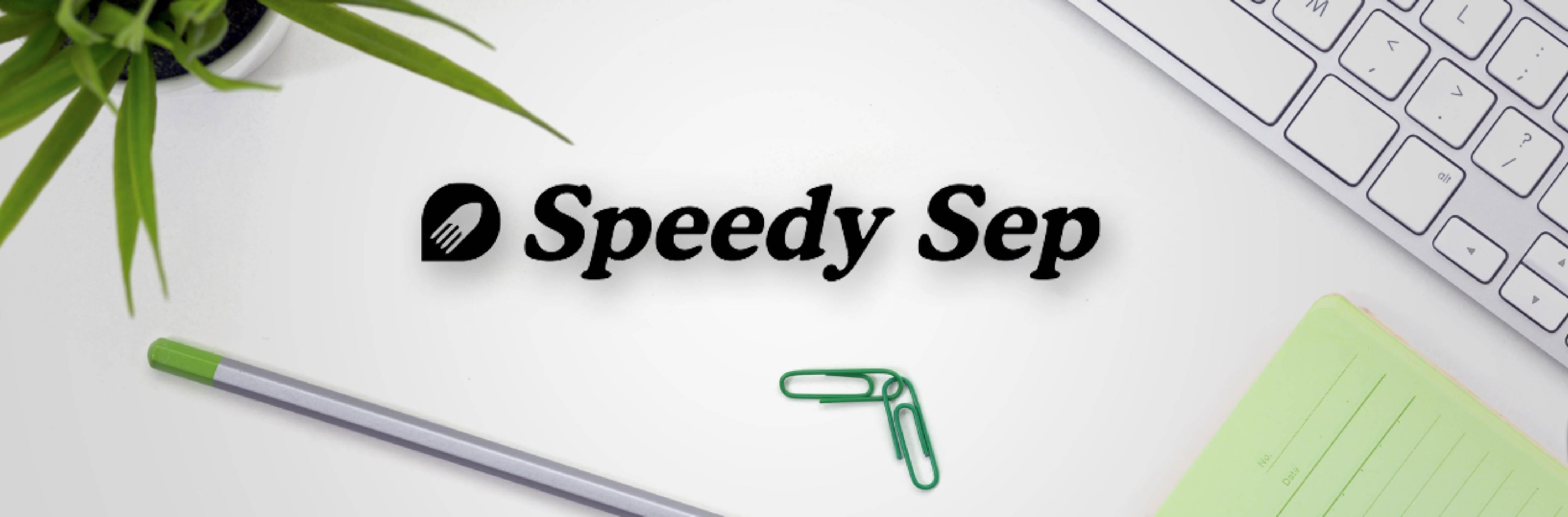 Speedysep