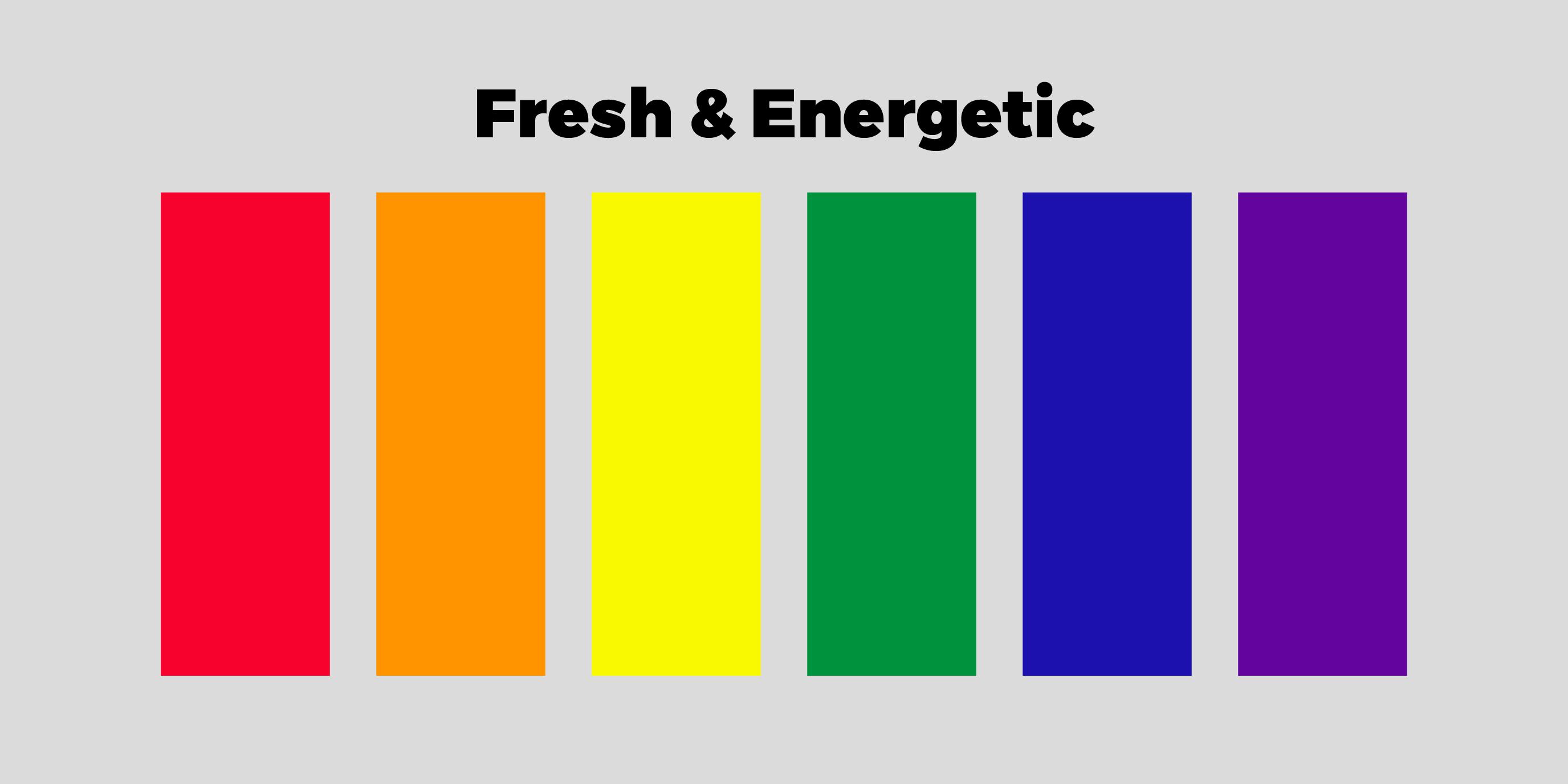 Fresh Energetic 01