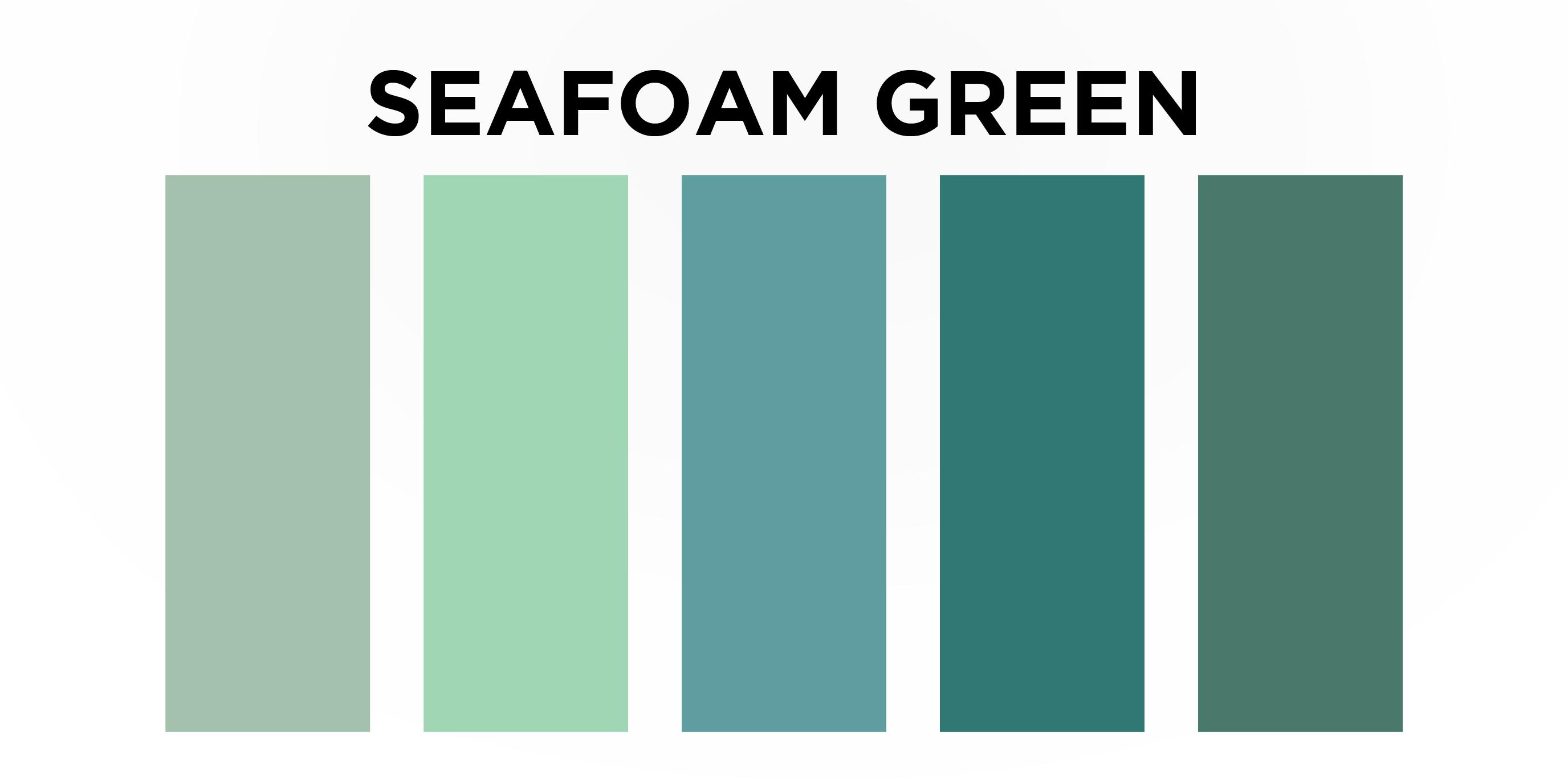 SEAFOAM GREEN 01