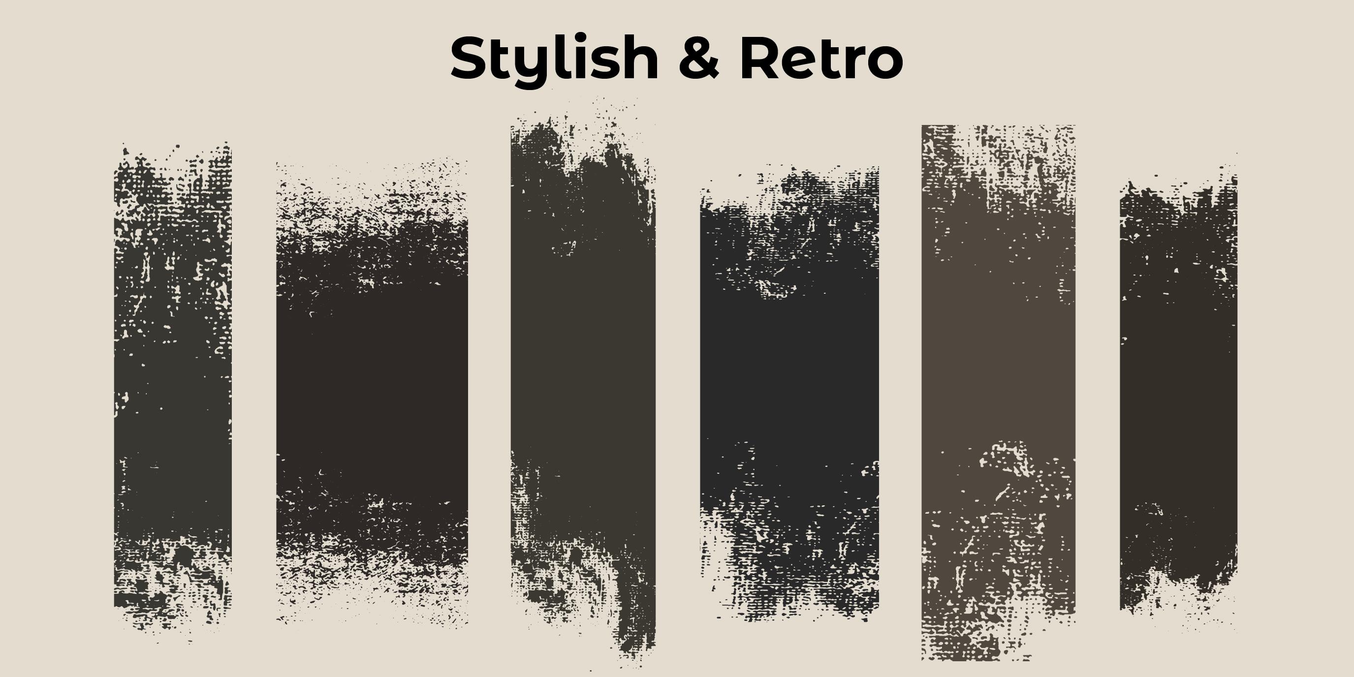 Stylish and Retro 01