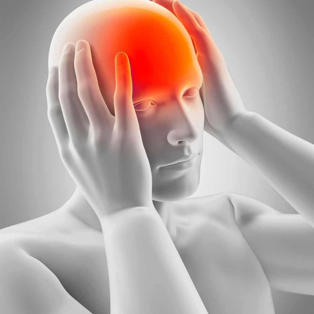 2 TUE BG headache