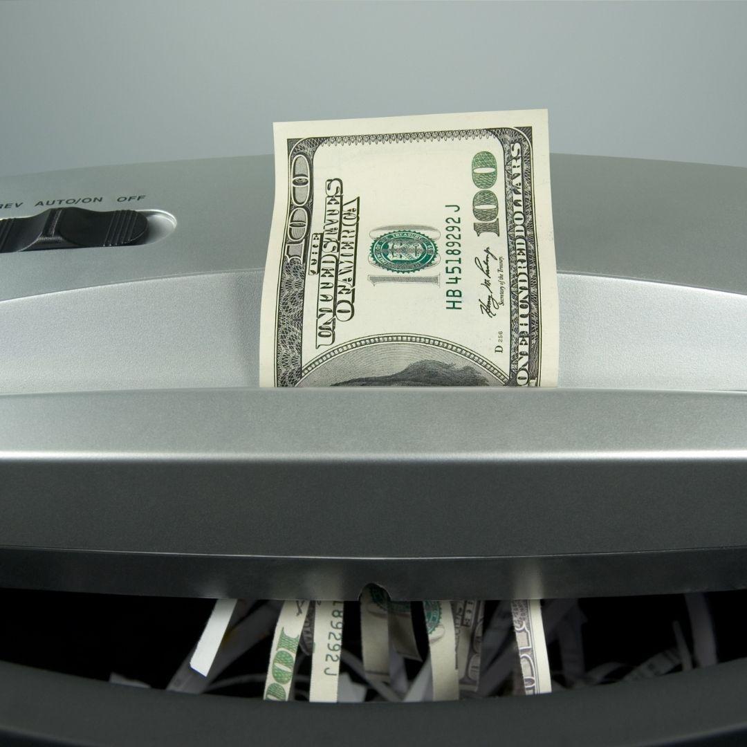 2 TUE BG waste money